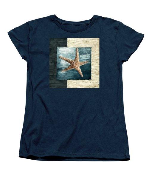 Ocean Gem Women's T-Shirt (Standard Cut) by Lourry Legarde