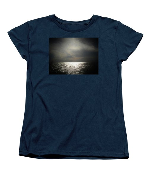 Of Places Far Away Women's T-Shirt (Standard Cut) by Ernie Echols