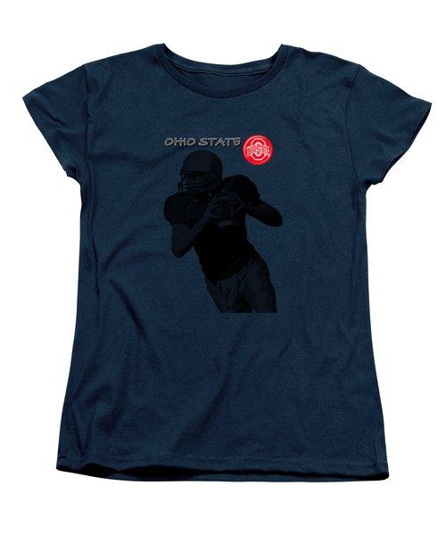 Ohio State Football Women's T-Shirt (Standard Cut)