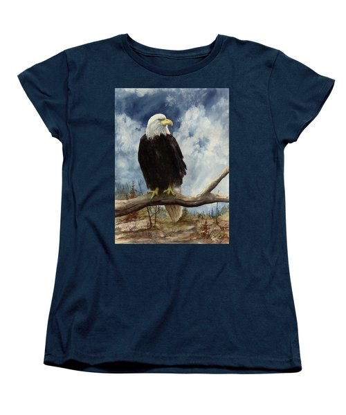 Old Baldy Women's T-Shirt (Standard Cut)