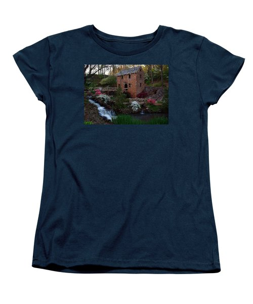 Women's T-Shirt (Standard Cut) featuring the photograph Old Mill by Renee Hardison