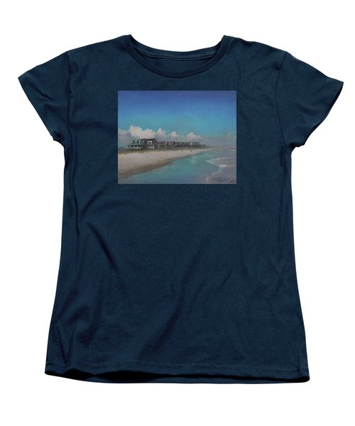 Old Pawleys Women's T-Shirt (Standard Cut) by Blue Sky