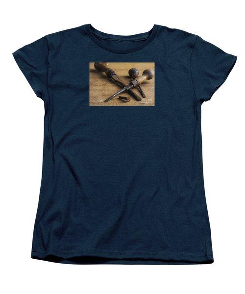 Old Screwdrivers Women's T-Shirt (Standard Cut) by Trevor Chriss