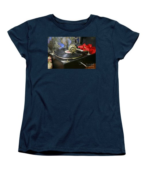 Old Time Photo Women's T-Shirt (Standard Cut) by Lori Mellen-Pagliaro