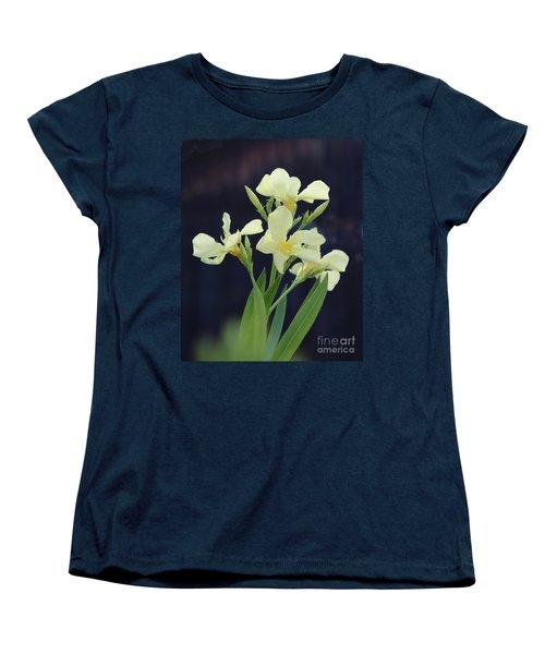 Women's T-Shirt (Standard Cut) featuring the photograph Oleander Marie Gambetta 2 by Wilhelm Hufnagl
