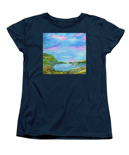 On A Clear Day Women's T-Shirt (Standard Cut) by Susan D Moody