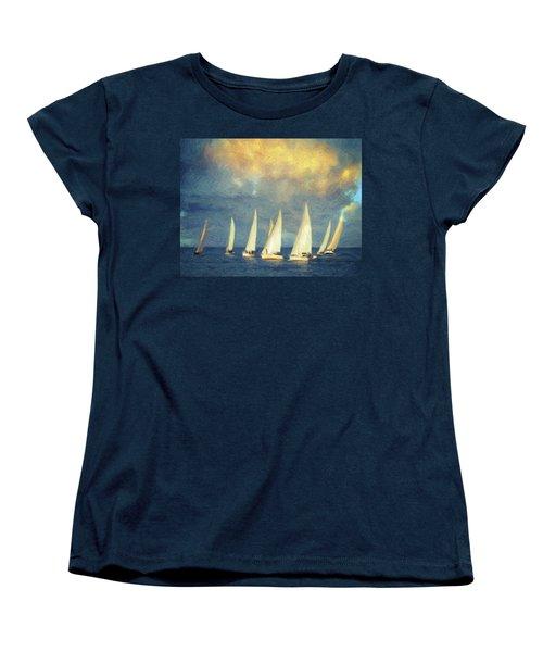 On A Day Like Today  Women's T-Shirt (Standard Cut) by Taylan Apukovska