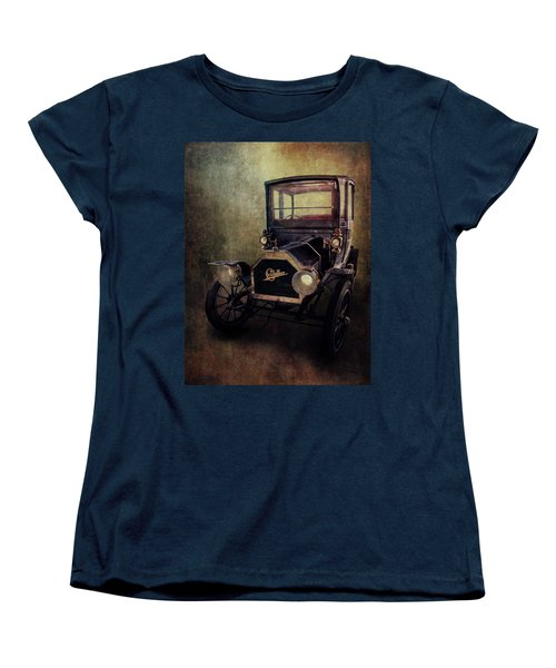 On The Day Before Yesterday Women's T-Shirt (Standard Cut) by Iryna Goodall