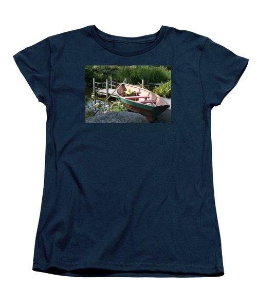 On The Dock Women's T-Shirt (Standard Cut)