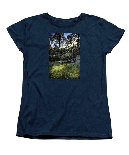 Women's T-Shirt (Standard Cut) featuring the photograph On The Horizon    by Ken Frischkorn