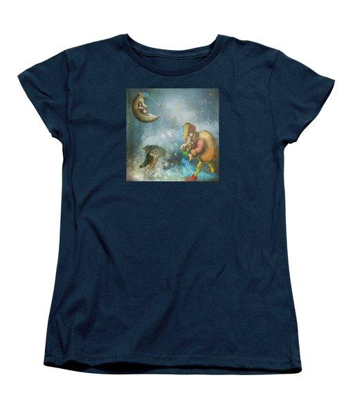 One Enchanting Evening Women's T-Shirt (Standard Cut) by Diana Boyd