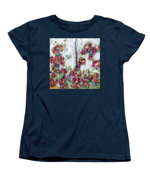 One Last Kiss Women's T-Shirt (Standard Cut) by Kirsten Reed