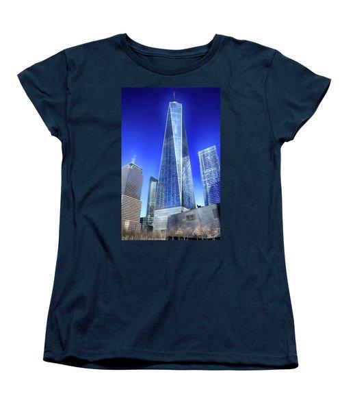 Standing Tall Women's T-Shirt (Standard Cut) by Dyle Warren