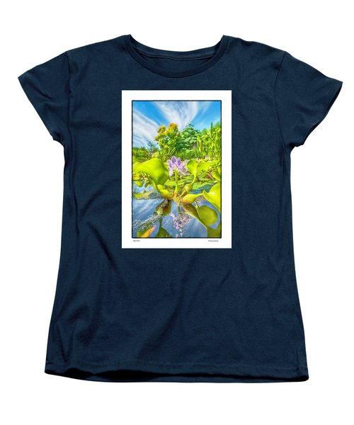 Women's T-Shirt (Standard Cut) featuring the photograph Open Arms by R Thomas Berner