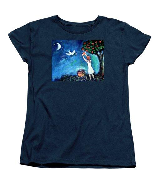 Oranges Song Women's T-Shirt (Standard Cut)