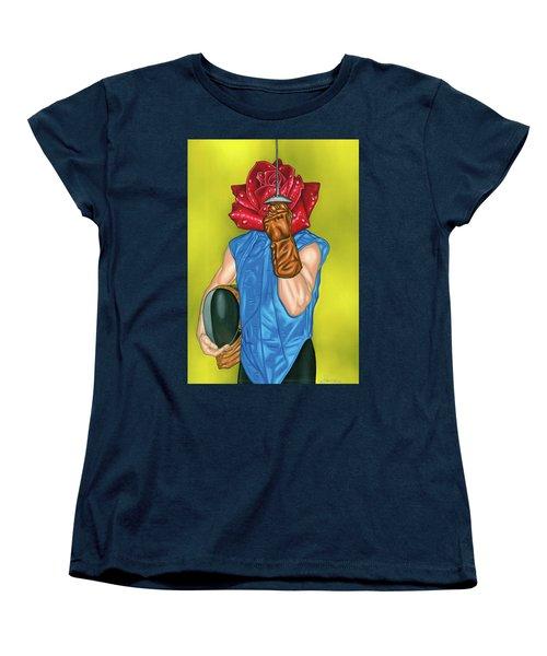 Order Of The Rose Women's T-Shirt (Standard Cut)