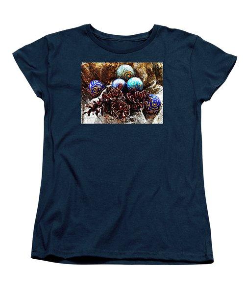 Ornaments 6 Women's T-Shirt (Standard Cut) by Sarah Loft