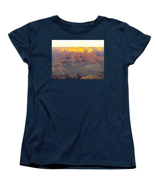 Oro Meseta Women's T-Shirt (Standard Cut) by Adam Cornelison