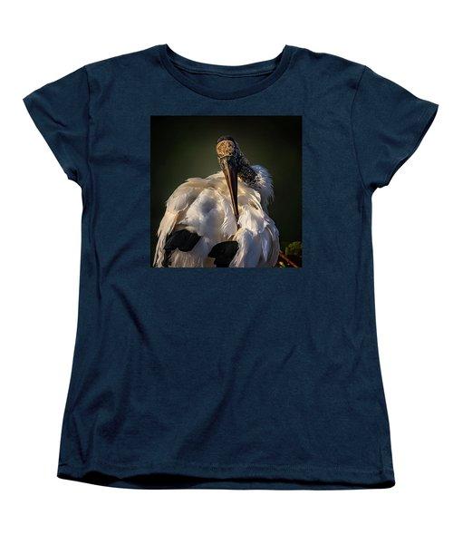 Ouch Women's T-Shirt (Standard Cut) by Cyndy Doty