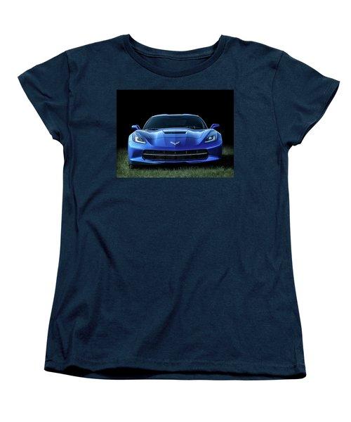 Out Of The Blue Women's T-Shirt (Standard Cut) by Douglas Pittman