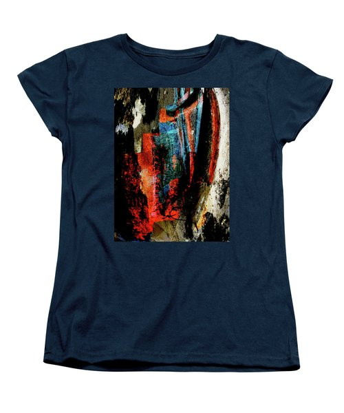Out Of The Wreckage Women's T-Shirt (Standard Cut) by Stephanie Grant