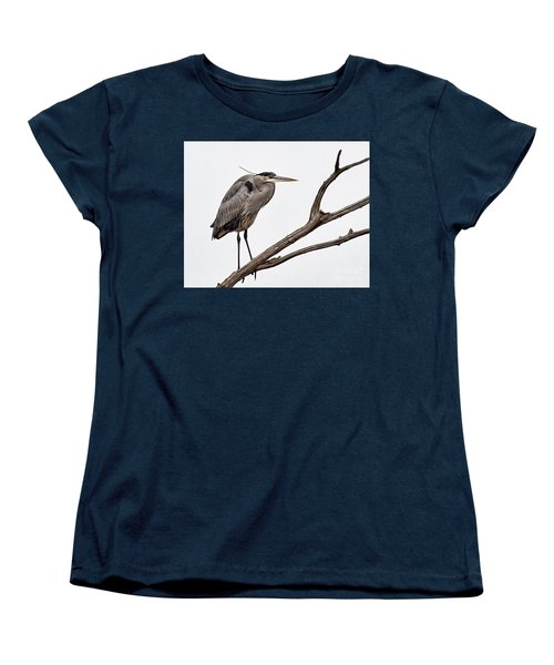 Women's T-Shirt (Standard Cut) featuring the photograph Out On A Limb by Tamera James