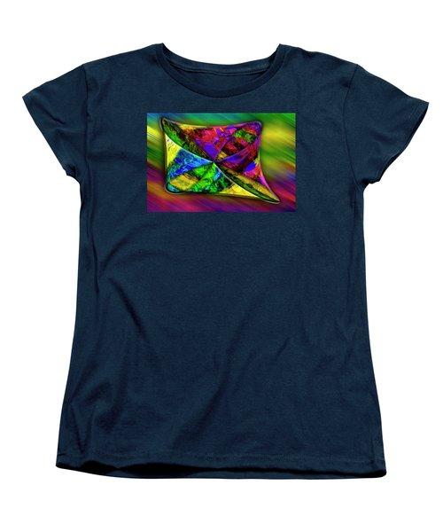 Women's T-Shirt (Standard Cut) featuring the photograph Outside In by Paul Wear