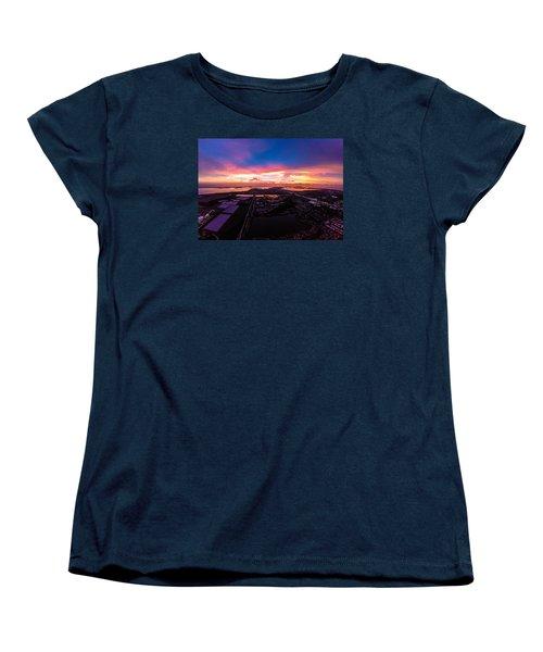 Over Bradenton Women's T-Shirt (Standard Cut)