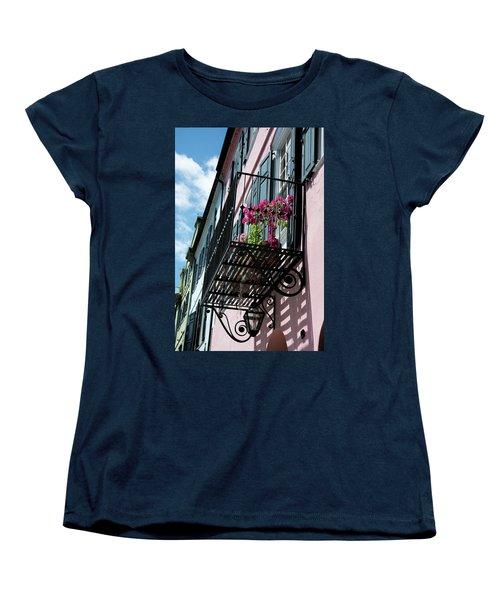 Over The Rainbow Women's T-Shirt (Standard Cut) by Ed Waldrop