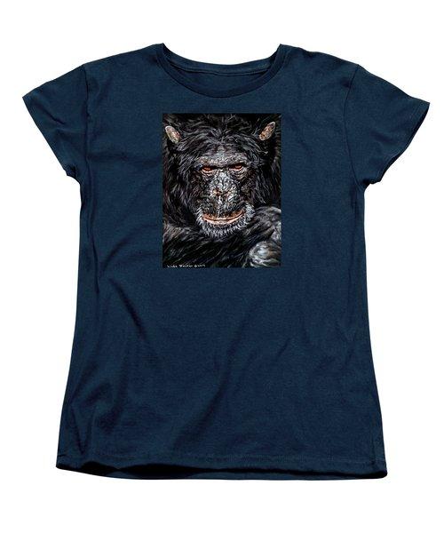 Pablo Women's T-Shirt (Standard Cut) by Linda Becker