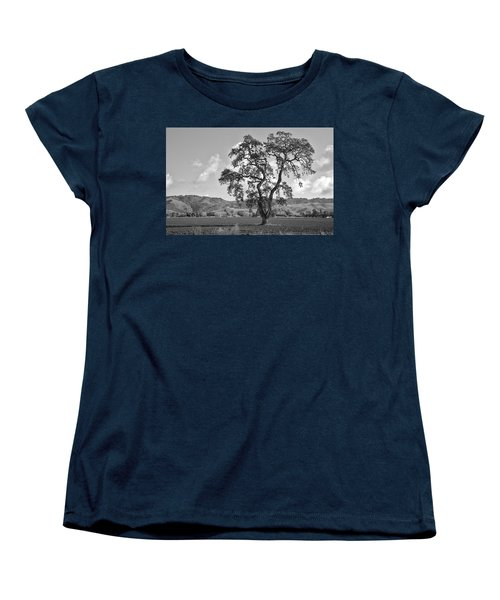 Women's T-Shirt (Standard Cut) featuring the photograph Pacheco Pass by Sonny Marcyan