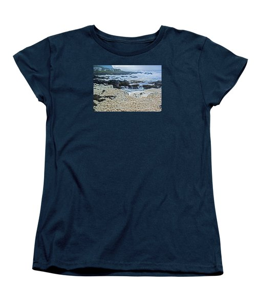 Women's T-Shirt (Standard Cut) featuring the photograph Pacific Gift by Dale Stillman
