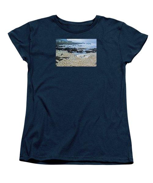 Pacific Gift Women's T-Shirt (Standard Cut) by Dale Stillman