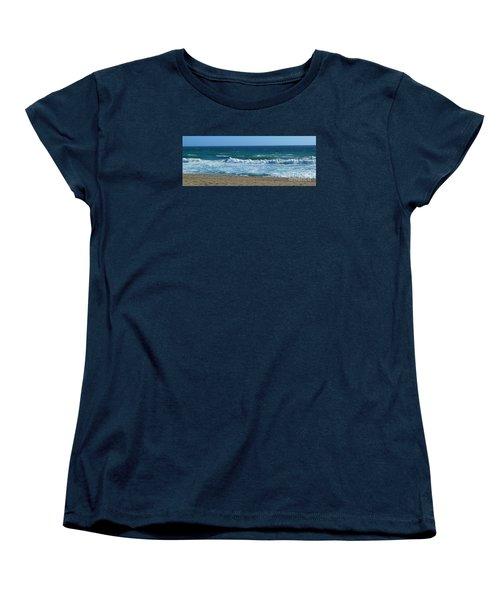 Pacific Ocean - Malibu Women's T-Shirt (Standard Cut)