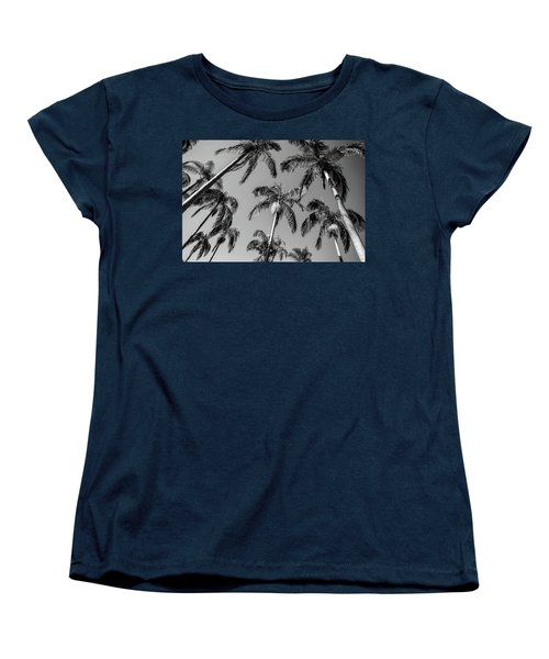 Women's T-Shirt (Standard Cut) featuring the photograph Palms Up I by Ryan Weddle