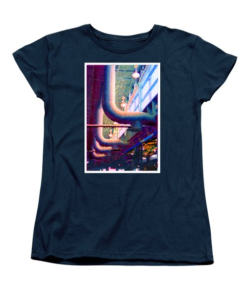 panel one from Star Factory Women's T-Shirt (Standard Cut) by Steve Karol