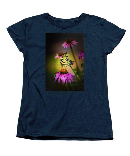 Papilio Women's T-Shirt (Standard Cut) by Jeffrey Jensen