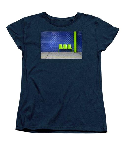 Women's T-Shirt (Standard Cut) featuring the photograph Paradaxochi by Skip Hunt