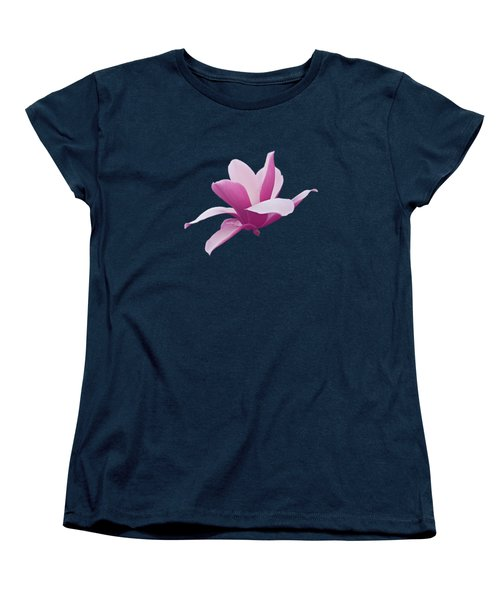 Women's T-Shirt (Standard Cut) featuring the photograph Paradox In Bloom by Leanne Seymour