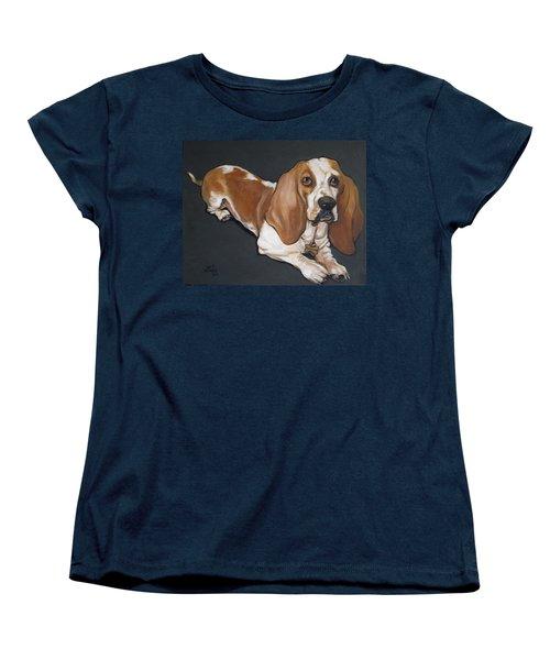 Pardner Women's T-Shirt (Standard Cut) by Jeanette Jarmon