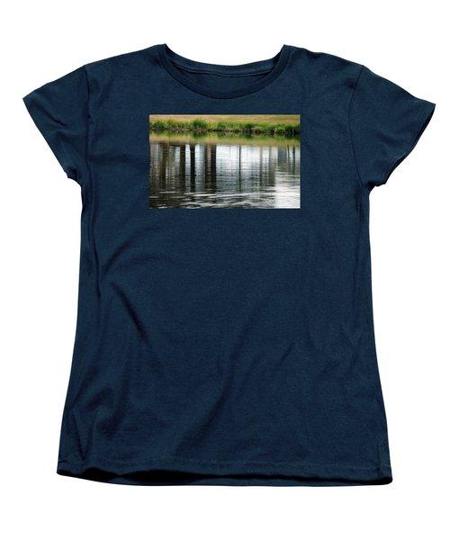 Park Reflections Women's T-Shirt (Standard Cut)
