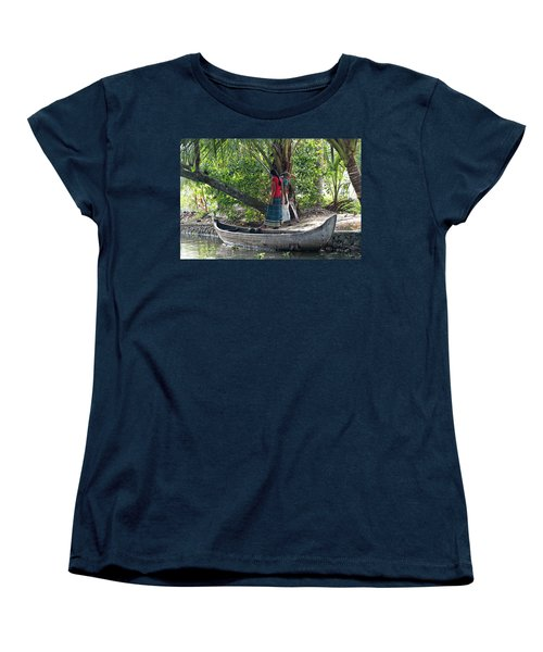 Parking Spot Women's T-Shirt (Standard Cut) by Marion Galt