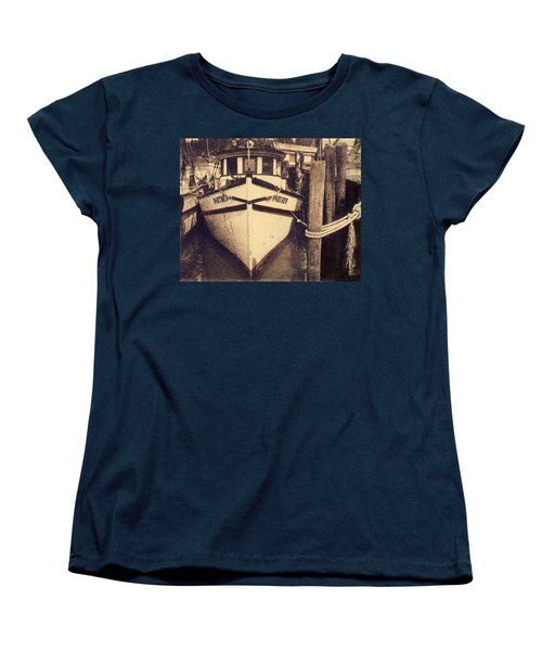 Partner Women's T-Shirt (Standard Cut) by Garry McMichael