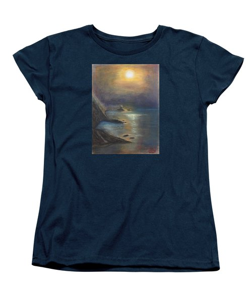 Pastel Msc 002 Women's T-Shirt (Standard Cut) by Mario Sergio Calzi