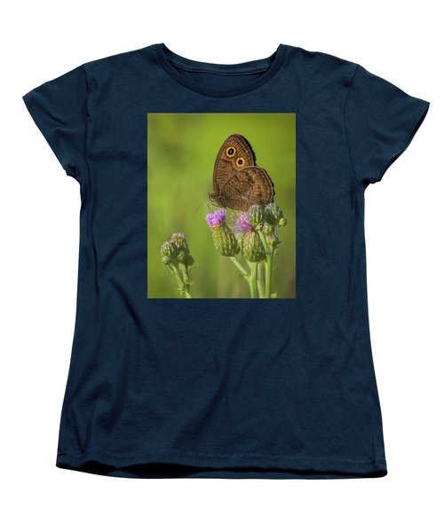 Women's T-Shirt (Standard Cut) featuring the photograph Pauper's Throne by Bill Pevlor