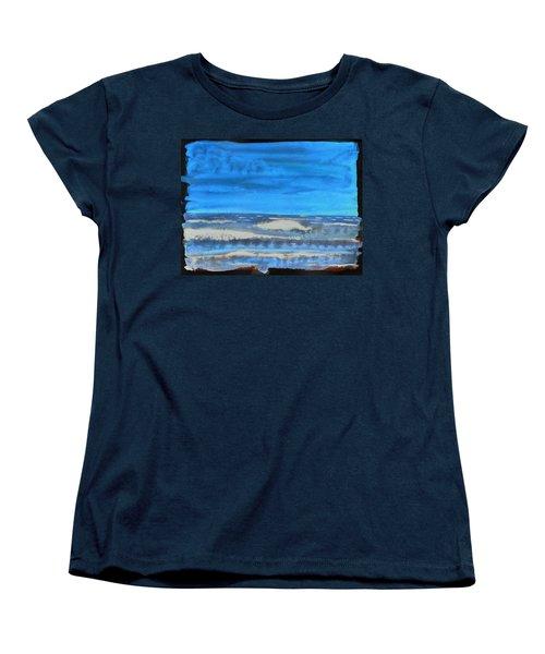 Peau De Mer Women's T-Shirt (Standard Cut)