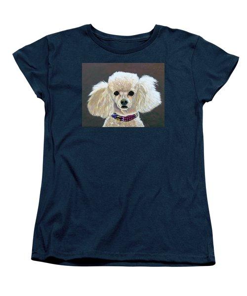 Pebbles Women's T-Shirt (Standard Cut) by Stan Hamilton