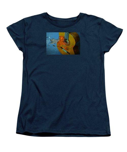 Peeling Women's T-Shirt (Standard Cut)