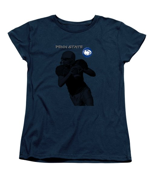 Penn State Football Women's T-Shirt (Standard Cut)