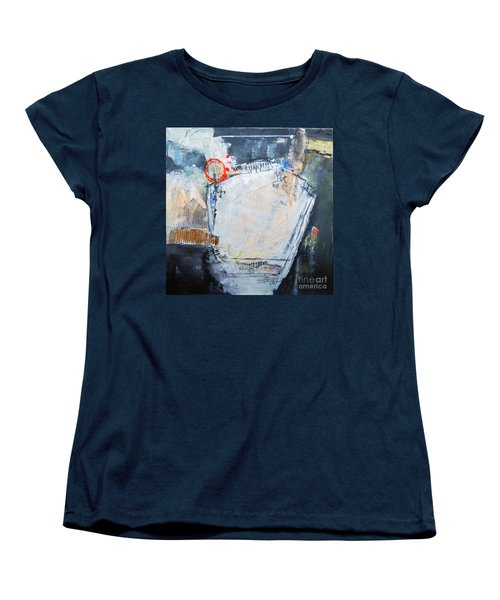 Pentagraphic Women's T-Shirt (Standard Cut) by Ron Stephens